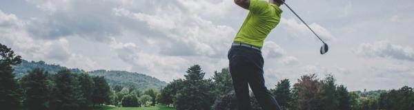 Vous êtes un professionnel du golf ?
