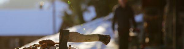Vous êtes un professionnel du lancer de hache ?