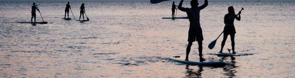 Vous êtes un professionnel du paddle ?