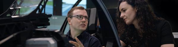 Vous êtes un professionnel du simulateur automobile ?