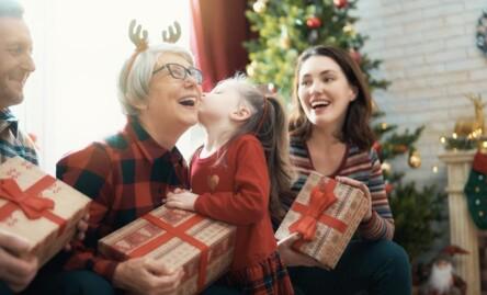 Quelle idée de cadeau de Noël pour les grands-parents ?