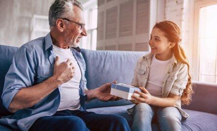 Nos idées cadeaux pour la fête des grands-pères