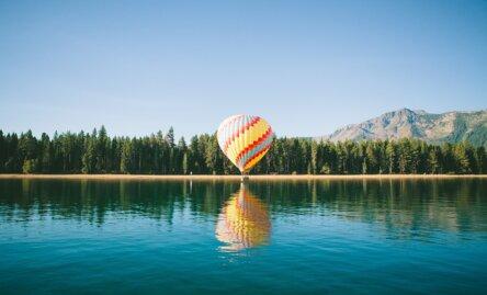 Combien coûte un vol en montgolfière ?