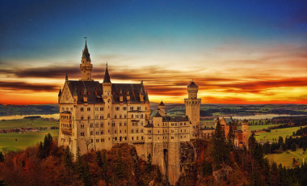 Où peut-on dormir dans un château ?