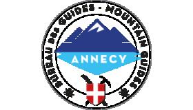 Bureau des guides d'Annecy Logo