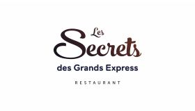 Les Secrets des Grands Express Logo