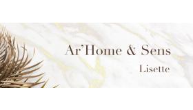 Ar'home & Sens Logo