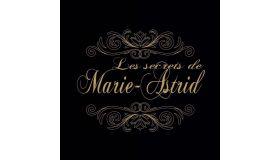 Les secrets de Marie-Astrid Logo