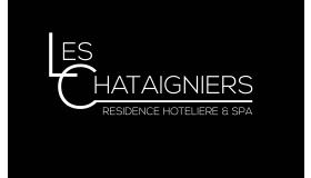 Résidence Hôtelière Les Chataigniers Logo