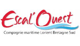 Escal'Ouest - Compagnie maritime Logo