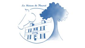 La Maison de Fleurat Logo