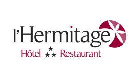 Hôtel de l'Hermitage Logo