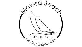 Mayssa beach Logo