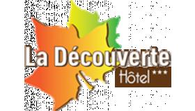 Hôtel La Découverte Logo