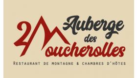 Auberge des 2 Moucherolles Logo