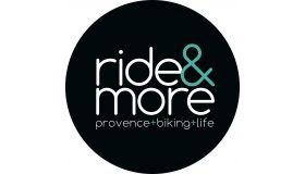 Ride & More Logo