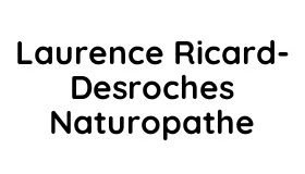 Laurence Ricard-Desroches Naturopathe Logo