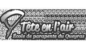 Tête en l'air Logo