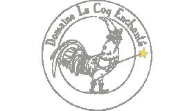 Domaine Le Coq Enchanté Logo