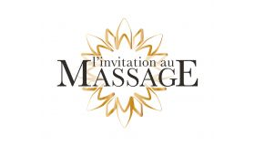 L'invitation au massage Logo