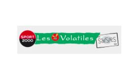 Les Volatiles - Les Saisies Logo