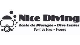 Nice Diving Logo