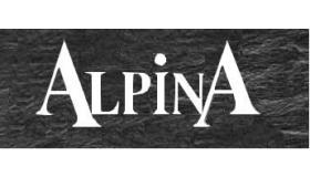 Hôtel, Chalet Alpina Logo