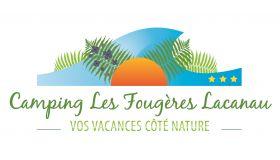 Camping Les Fougères Lacanau Logo