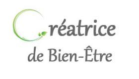 Créatrice de bien-être Logo