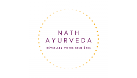 Nathalie Hisseini, Nath Ayurveda Logo