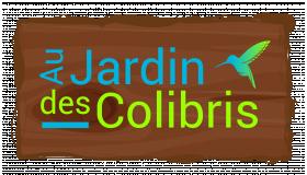 Au jardin des colibris Ecolodge&Spa Logo