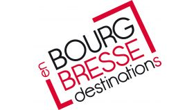 Bourg-en-Bresse Destinations Logo