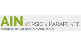 Ain Version Parapente Logo
