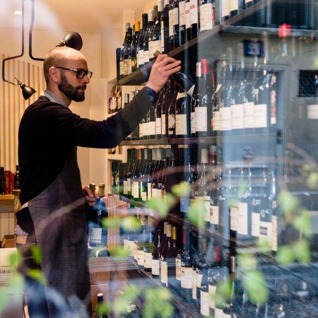 Constitution de votre cave à vins sur-mesure