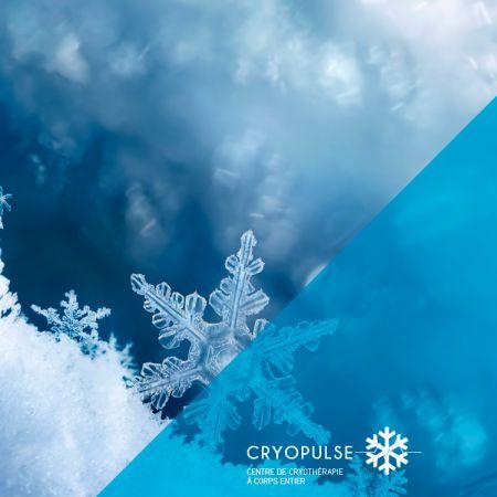 pack 10 séances de Cryothérapie