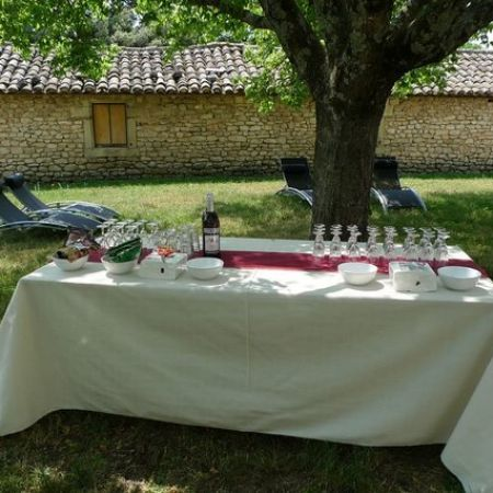2 nuits au coeur de la Drôme Provençale