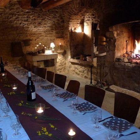 Une nuit en campagne Drôme Provençale