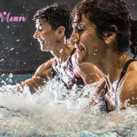 Carte 10 séances au choix toutes activités aquatiques fitness