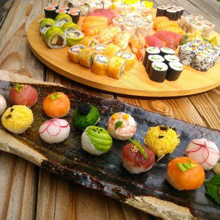 """Cours de cuisine japonaise """"sushi """""""