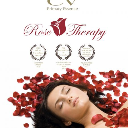 Soin excellence Rose thérapie massage 1H30