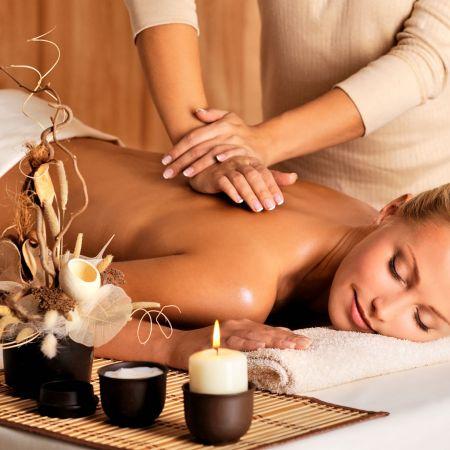 MASSAGE : Massage Polynésien (50min)