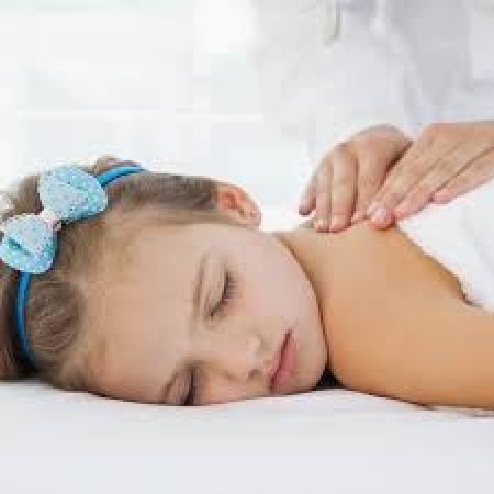 MASSAGE : massage decouverte -16ans (30min)