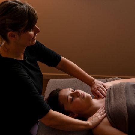Ostéo-Massage  Huiles Bio - 1h30
