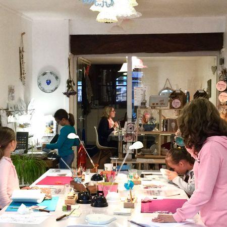 Atelier Happy Kids