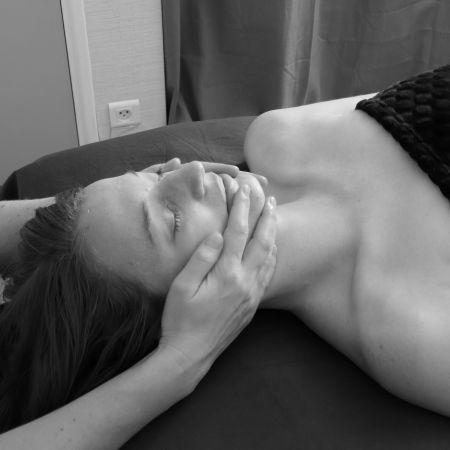 Massage japonais du visage et du crâne - 60mn