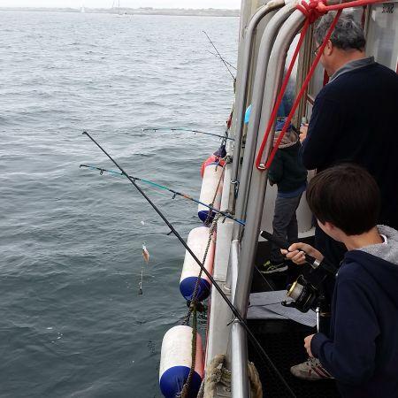 Initiation Découverte Pêche en Mer