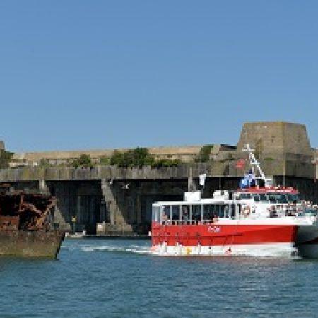 Traversées vers l'île de Groix pour 2 adultes