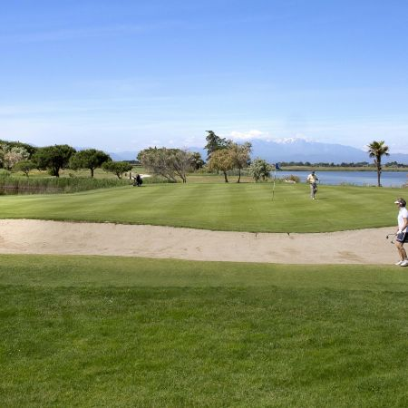 Passion Golf - 2 Green-Fees 18T entre Mer et Montagne