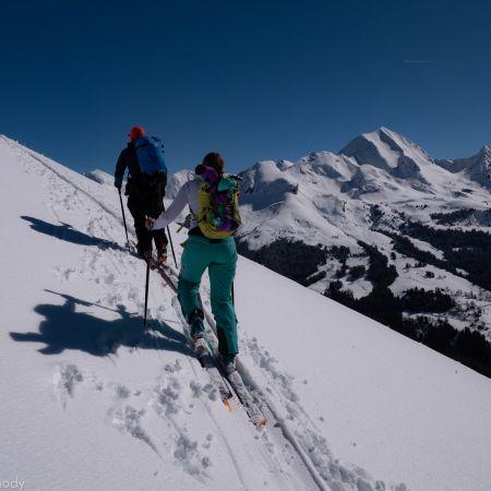 Journée Initiation au ski de randonnée à La Clusaz