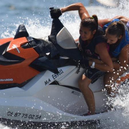 Offre Jet Ski randonnée sur l'étang de Berre pour deux personnes